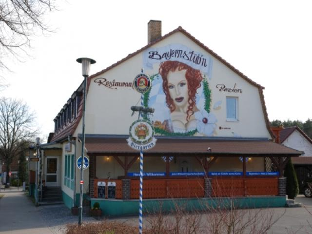 "Restaurant&Pension Hotel Garni ""Bayernstuben"""