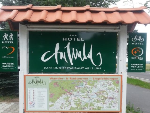 """Hotel """"Am Wald"""""""