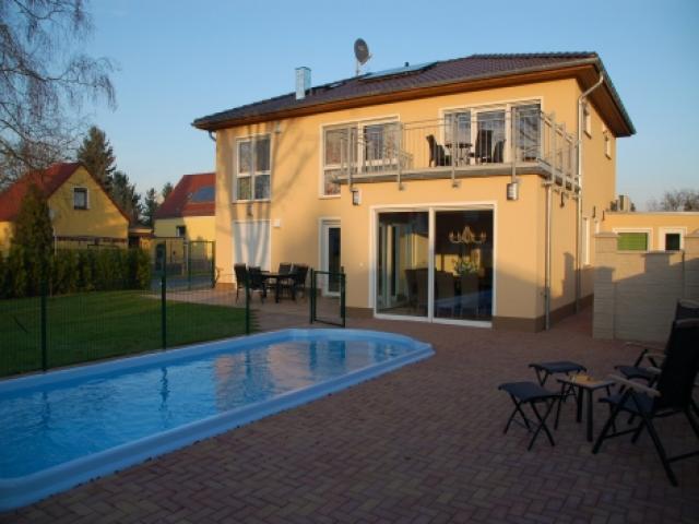 Ferienhaus Neuenhagen