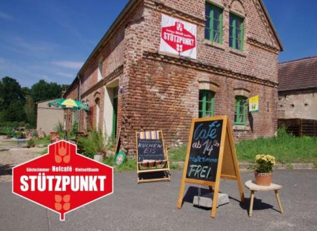 STÜTZPUNKT TREBITZ - Hofcafé & Gästezimmer