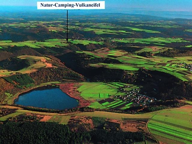 Hüttendorf & Naturcamping Vulkaneifel