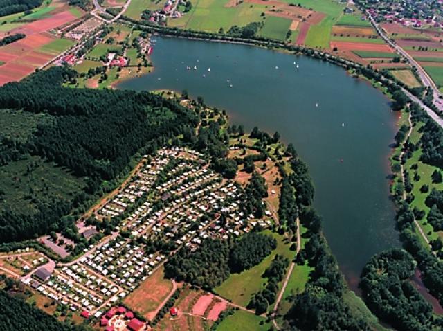 Campingplatz Losheim am See