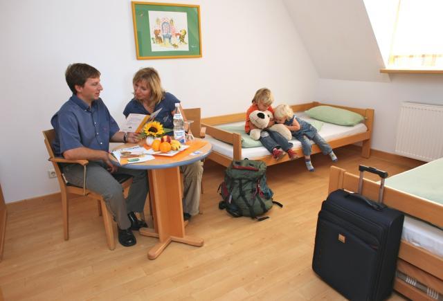 Burg-Jugendherberge Familien- und JGH