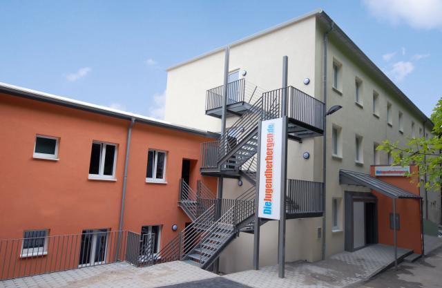 Südpfalz-Jugendherberge Familien- und JGH