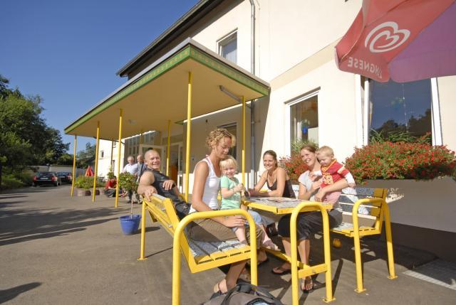 Eifelmaar-Jugendherberge Familien- und JGH