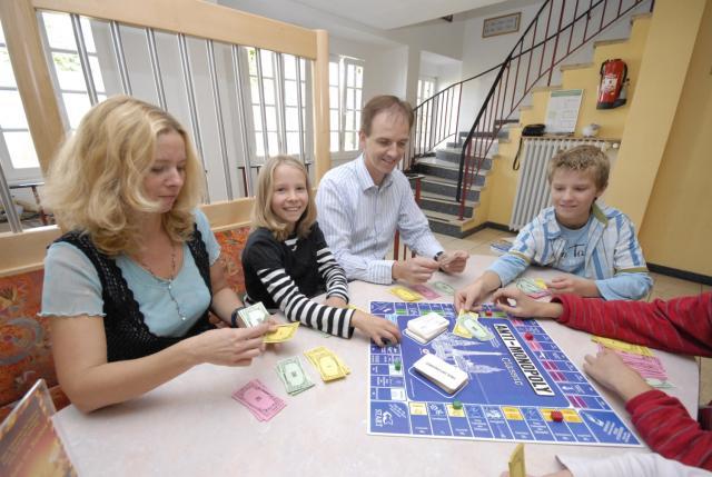 Hunsrück-Jugendherberge Familien- und JGH