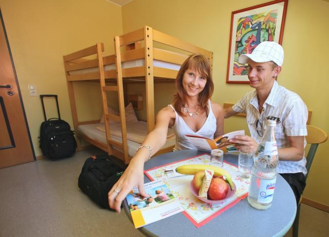 Kurpfalz-Jugendherberge Familien- und JGH