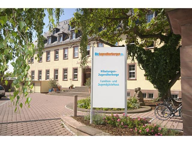 Rheinhessen-Jugendherberge Worms