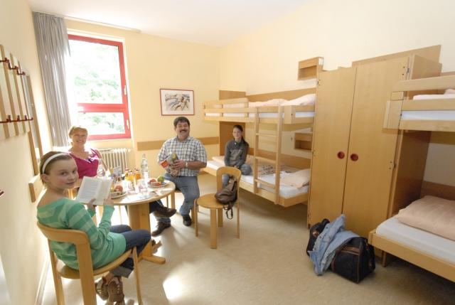 Europa-Jugendherberge Familien- und JGH