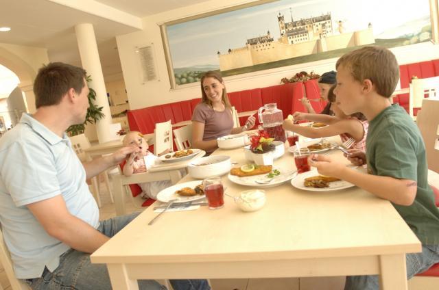 Hohenburg-Jugendherberge Familien- und JGH