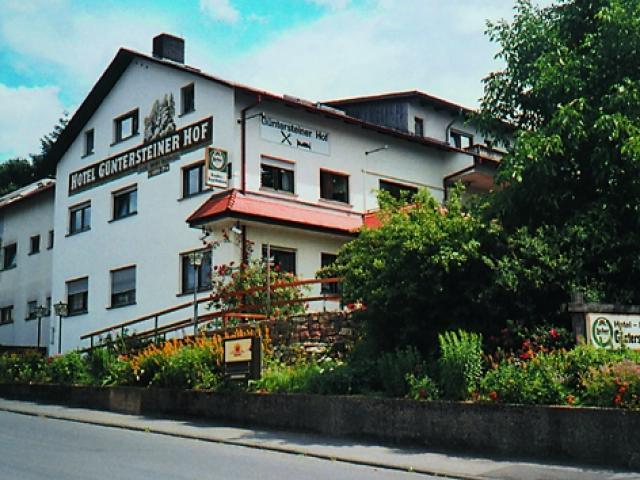 Hotel-Pension Güntersteiner Hof