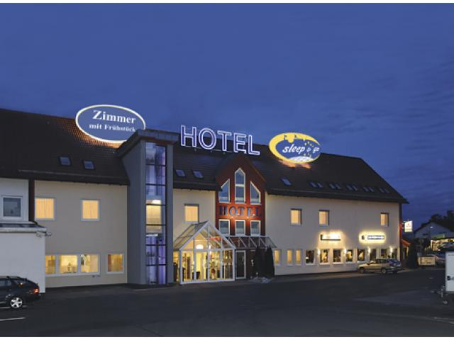 Hotel sleep & go Bad Hersfeld