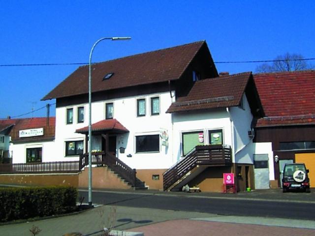 """Gasthaus Reichert """"Zum Grünen Stern"""""""