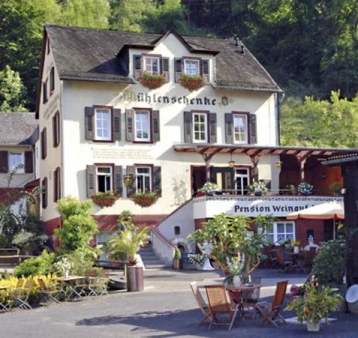 Gästehaus Knab`s Mühlenschenke