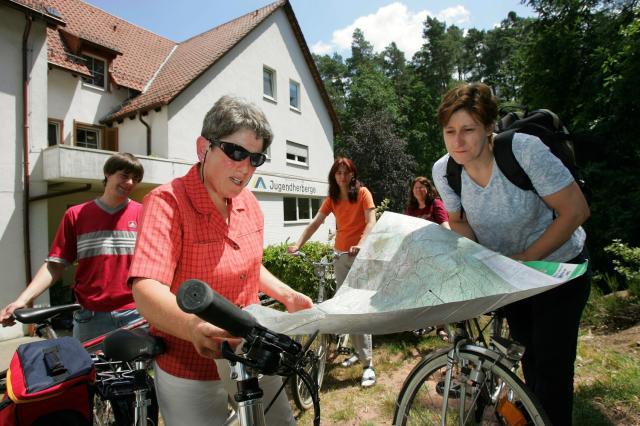 Felsenland-Jugendherberge Familien- und JGH