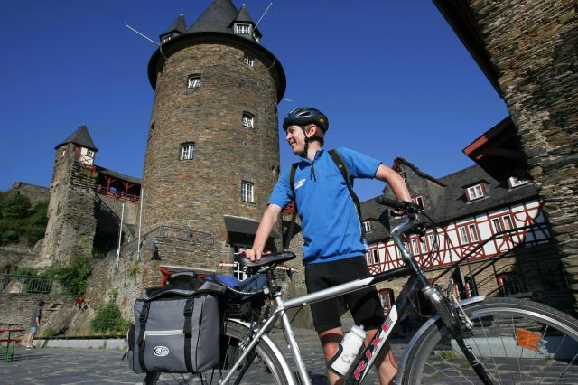 Jugendherberge Burg Stahleck Familien- u. JGH