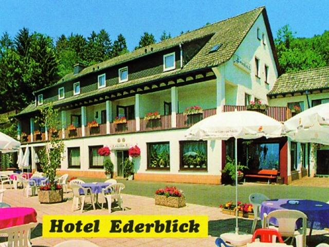 Hotel Waldpension Ederblick