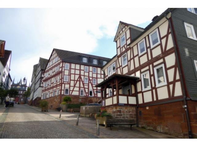 """Ferienwohnung und Apartment """"Am Rathaus"""""""