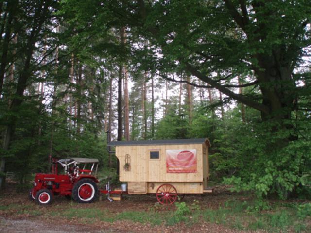 Landhaus Licherode & Schäferwagen