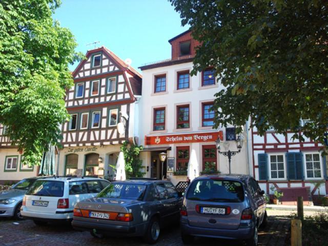 Hotel-Restaurant Schelm von Bergen