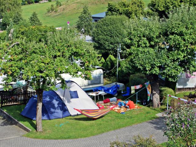 FH Bangert / Campingplatz In der Hege