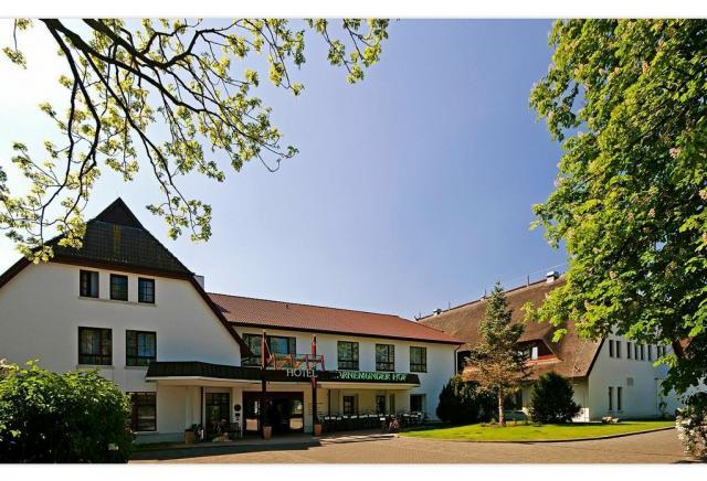 Hotel Warnemünder Hof