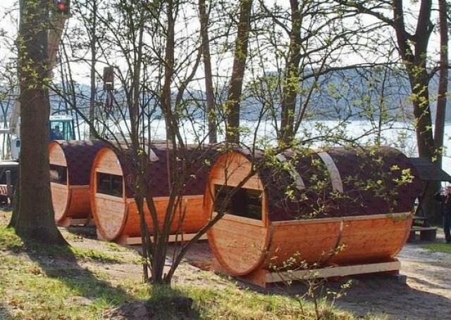 Camping am Gobenowsee