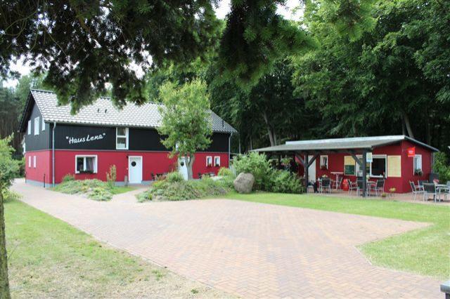 Fahrradraststätte Leopoldshagen