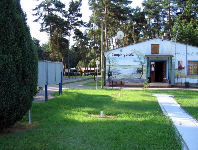 "Campingplatz ""Waldblick"""