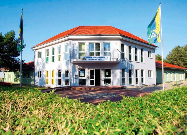 Jugendherberge Ueckermünde
