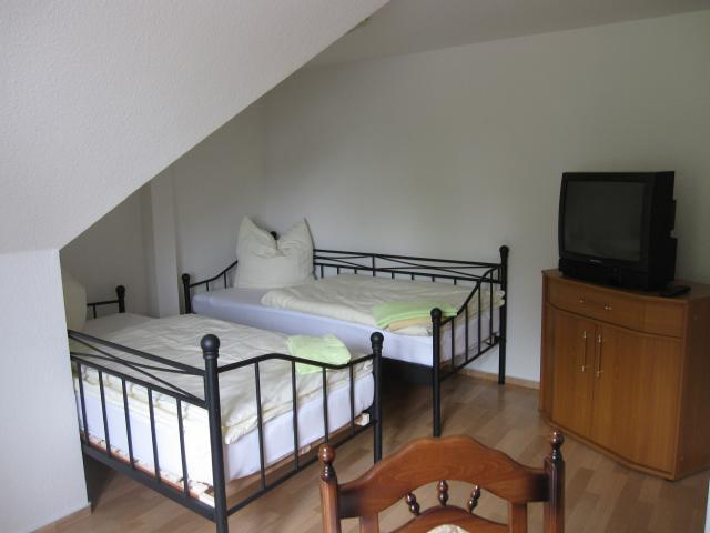 Gästezimmer der Volkssolidarität Mecklenburg-Mitte e.V.