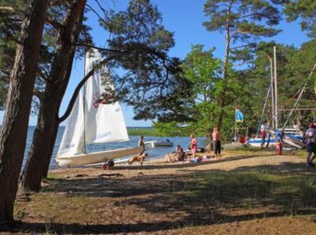 """Natur-Campingplatz """"Bolter Ufer"""""""