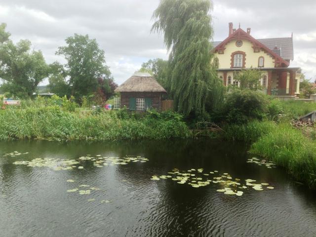 Mühlenvilla am Bützower Hafen