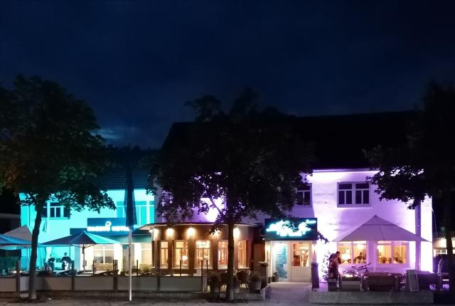 "Hagen`s Hotel ""eat & meet"" Restaurant, Bar, Lounge"