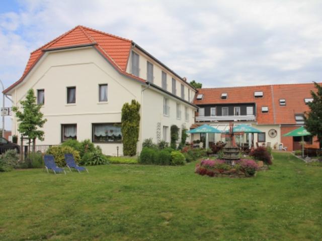 """Hotel garni """"Zur Alten Post"""""""