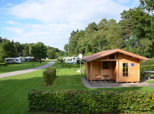 Campingplatz Zum Oertzewinkel