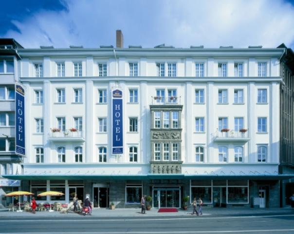 BEST WESTERN Hotel Schaper-Siedenburg