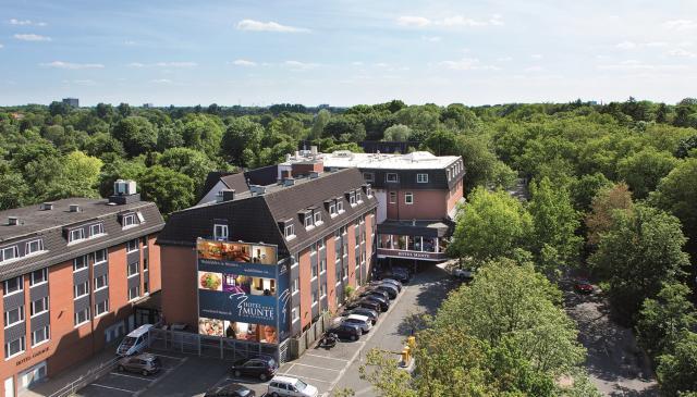 Hotel Munte am Stadtwald - Ringhotel