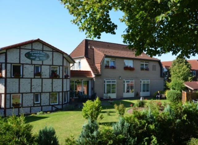 Pension und Hotel Langhans
