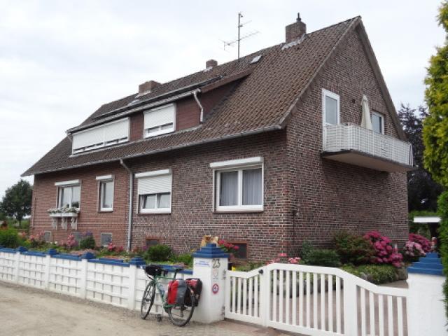 """Ferienhaus """"Auf der Kleinburg"""""""