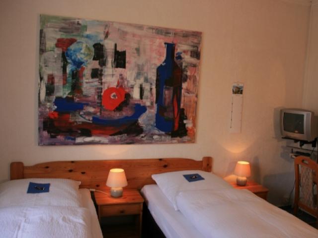 Thüringer Hof - Hotel garni - Bed & Breakfast