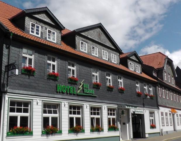 Hotel Die Tanne