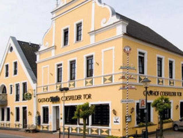 Hotel Restaurant Coesfelder Tor