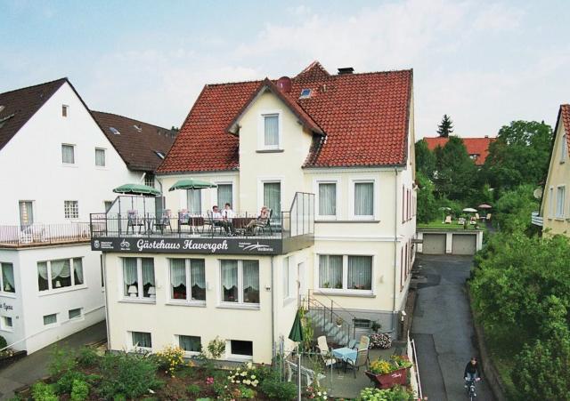 Gästehaus Havergoh - Fahrradhotel