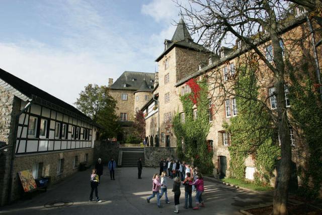 Jugendherberge Burg Blankenheim