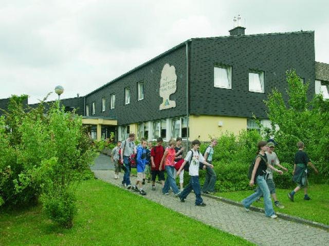 Wald-Jugendherberge Windeck-Rosbach