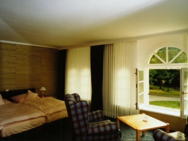 Linuxhotel in der Villa Vogelsang