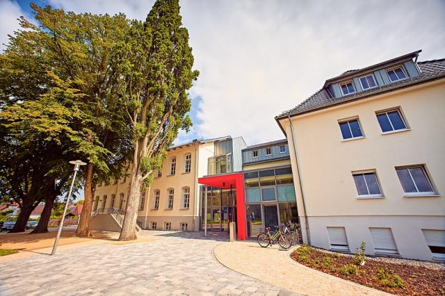 Jugendgästehaus Petershagen
