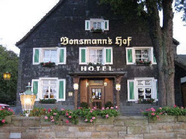 Landhotel Bonsmann`s Hof