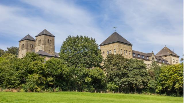 Haus Ludgerirast - Benediktinerabtei Gerleve